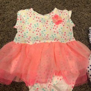 8948bdf2b7a Cherokee One Pieces - Baby Girl Romper   Onesie Dress